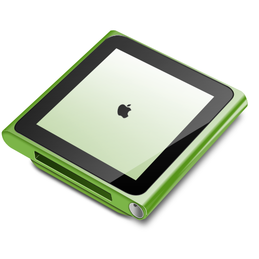iPod nano green Icon | iPod Nano Iconset | Robsonbillponte