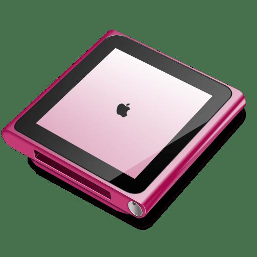IPod-nano-pink icon