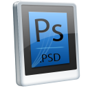 File PSD icon