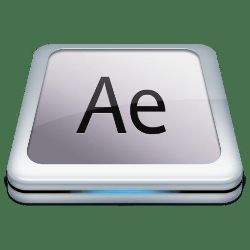 Adobe-Ae icon