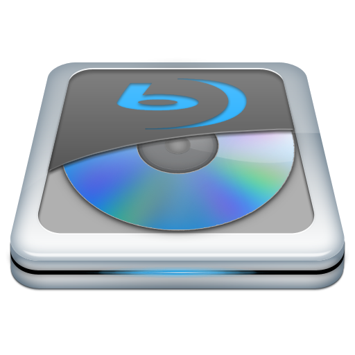 Drive-Blueray icon