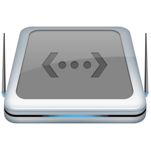 Drive Network icon