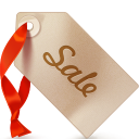 sale icon