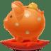Piggy-bank icon