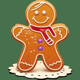 Gingerman icon