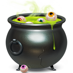 Cauldron Icon | Halloween Iconset | RocketTheme.com