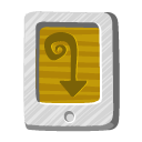 File-desert-tail icon