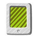 file simple curve icon
