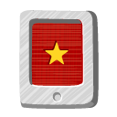 file table cloth icon