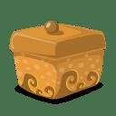 folder mud icon