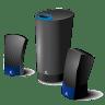 Sound-box icon