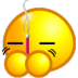 Burn-joss-stick icon