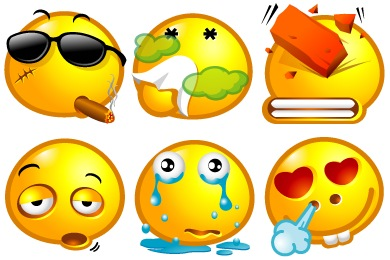 Popo Emotions Icons