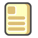 Default document icon