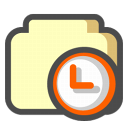 Scheduled tasks icon