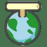 Entire-network icon