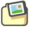 Shared-pictures icon