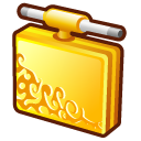 folder connected icon