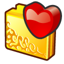 folder favourite icon