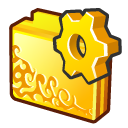 folder system icon