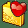 Folder-favourite icon