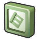 Microsoft office2003 project icon