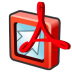 Adobe-acrobat-distiller icon