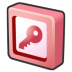 Microsoft-office-2003-access icon