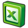 Microsoft-office-2003-excel icon