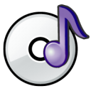 Music-disc icon