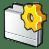 Program-folder icon