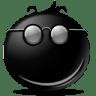 Secret-smile icon