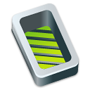 Box-open-green icon