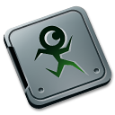 folder burned rokey net icon