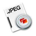 jpeg image icon