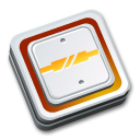 network driver connected icon