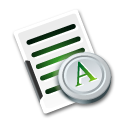 text document icon