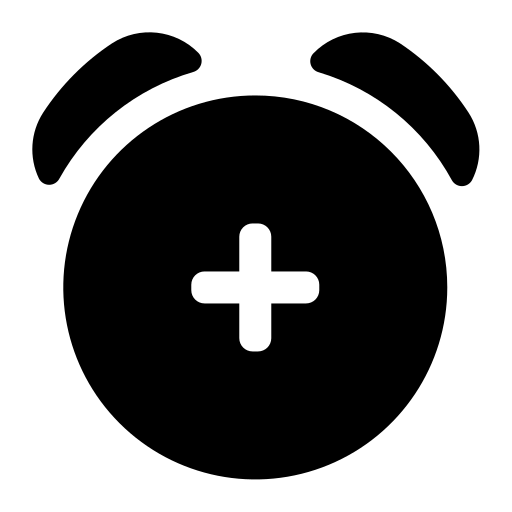 Add-alarm icon