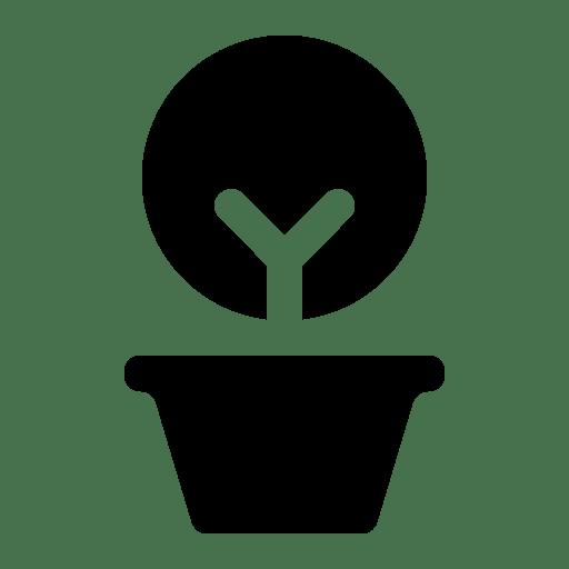 Plant houseplant icon