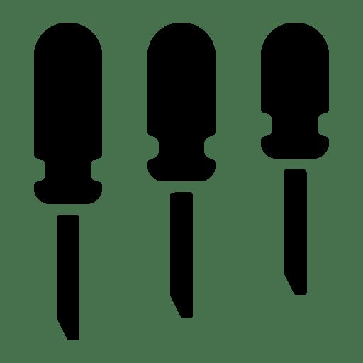 Screwdriver icon