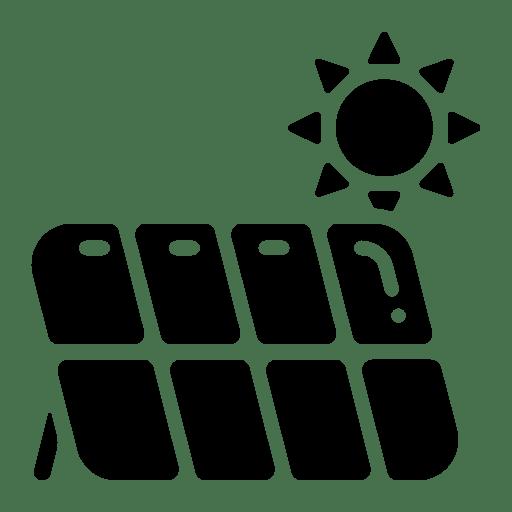 Solar-panels icon