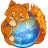 Browser firefox icon