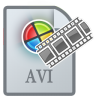 MovieTypeAVI icon
