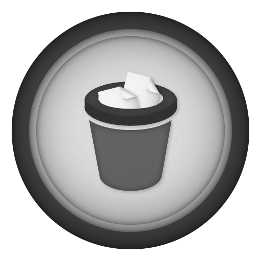 Trash-full icon
