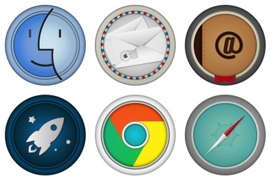Mac Apps Icons