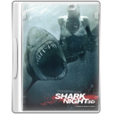 Shark-night icon