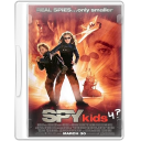 Spy kids 4 icon