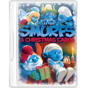 The smurfs xmas icon