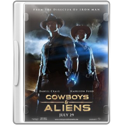 Cowboys aliens icon