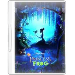 princess frog icon